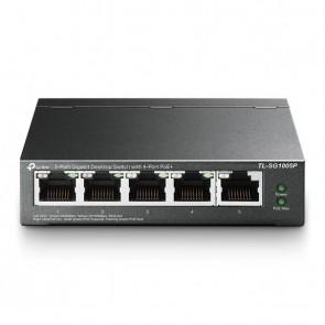SWITCH TP-LINK TL-SG1005P v1