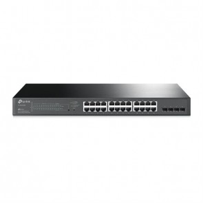 TP-LINK Switch TL-SG2428P 24xGBit/4xSFP Managed PoE+ (250W)