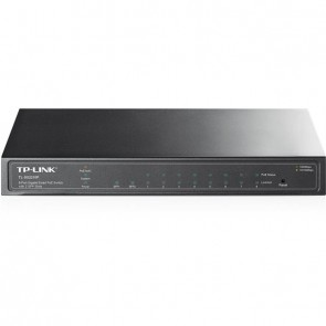 TP-LINK Switch TL-SG2210P 8xGBit/2xSFP Managed PoE+ (58W) V3