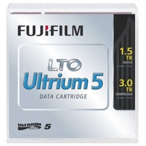 Cartridge Fuji LTO5 Ultrium 1,5TB/3,0TB