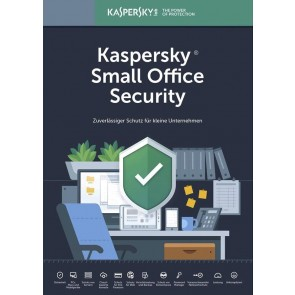 KASPERSKY Small Office Security 2019, 5 συσκευές & 1 server, 1 έτος, EU