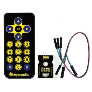 KEYESTUDIO IR receiver module kit KS0088, για Arduino