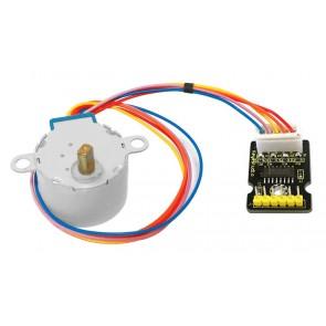 KEYESTUDIO stepper motor driver module και stepper motor KS0140, 5V