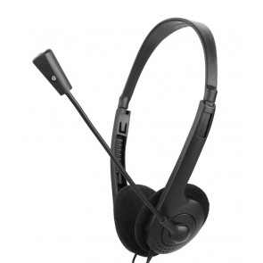 OVLENG 3.5mm Headset L900MV, Microphone, Black