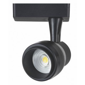 LIPER LED track light LPTRL-30E01, IP20, 30W 4000K, μεταλλικό, μαύρο