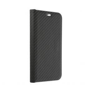 Forcell LUNA Book Carbon for Xiaomi Redmi 9C / 9C NFC black