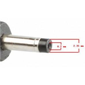 POWERTECH βύσμα για φορτιστή LAPTOP - M21 - ASUS