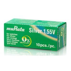 MURATA Μπαταρία λιθίου για ρολόγια SR920SW, 1.55V, No371, 10τμχ