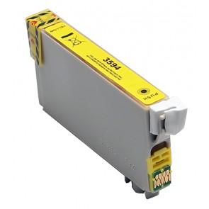 Συμβατό Inkjet για Epson, T3594, 25.4ml, κίτρινο