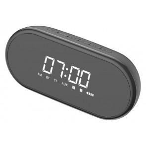 BASEUS ξυπνητήρι ENCOK NGE09-01, Bluetooth 4.2, 1500mAh, μαύρο