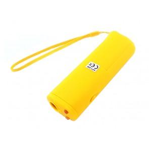 Συσκευή υπερήχων για απομάκρυνση & εκπαίδευση σκύλων OD11, LED, κίτρινο
