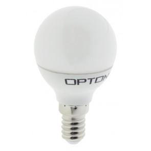 OPTONICA LED Λάμπα G45 1447, 6W, 6000K, E14, 480LM
