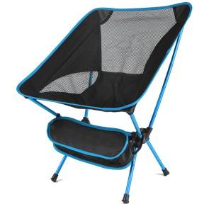 Πτυσσόμενη καρέκλα με τσάντα μεταφοράς OUD-0001, 65.5 x 56 x 60.5cm
