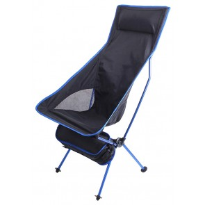 Πτυσσόμενη καρέκλα με τσάντα μεταφοράς OUD-0002, 105 x 70 x 55cm