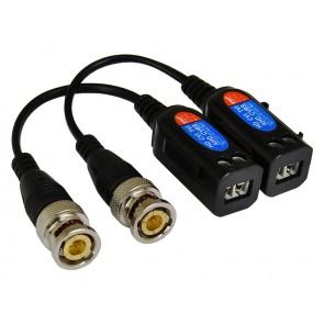 PULSAR παθητικό video balun P-TR1HD για κάμερες HD-CVI/TVI/AHD/CVBS