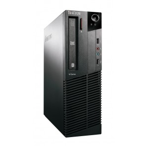 LENOVO PC M81 SFF, i3-2100, 4GB, 250GB HDD, DVD, REF SQR