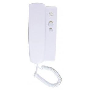 PAILI Θυροτηλεφώνο PL102 με χειρολαβή και μπουτόν, 2 καλωδίων