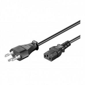 Kabel Netz 3-pol. CH -> Kaltgeräte (PC/Printer)