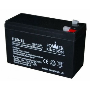 Powerkingdom μολύβδου battery 12Volt 9Ah