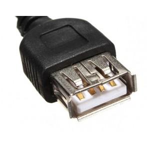 POWERTECH Αντάπτορας USB female, για PT-271 τροφοδοτικό