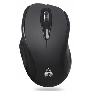POWERTECH ασύρματο ποντίκι PT-936, οπτικό, 1200DPI, μαύρο