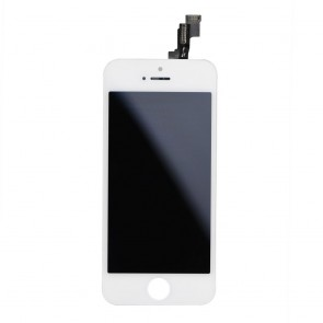 LCD Screen Apple Iphone 5S with digitizer white (Tianma AAA)