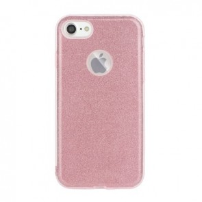 Forcell SHINING Case for SAMSUNG Galaxy A40 pink