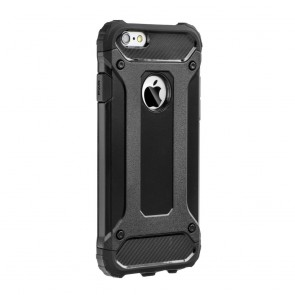 Forcell ARMOR Case for SAMSUNG Galaxy A20E black