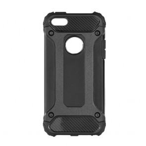 Forcell ARMOR Case Iphone 5/5S/SE black