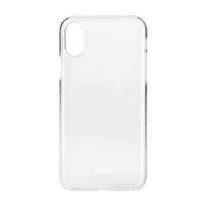 Jelly Case Roar - for Samsung Galaxy A40 transparent