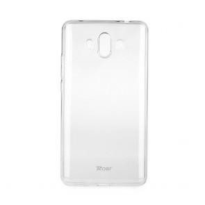 Jelly Case Roar - HUAWEI Mate 10 transparent