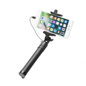 Selfie stick with LIGHTING connector, working with Iphone