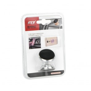 Car holder for smartphone 360 (C1557A) - silver