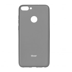 Roar Colorful Jelly Case - HUA P Smart / Enjoy 7s grey