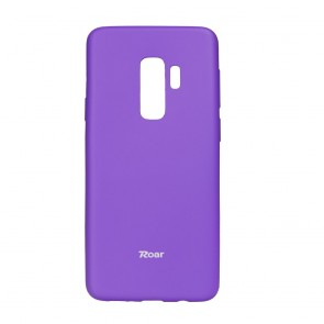 Roar Colorful Jelly Case - SAM Galaxy S9 Plus purple