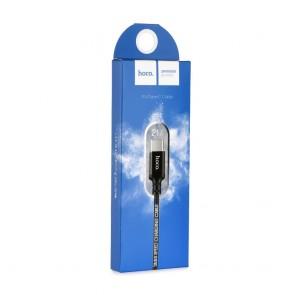 HOCO speed Type C charging cable X14 black 2 meter