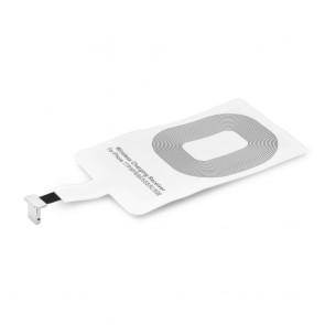 Wireless charger receiver for iPhone Lightning 8-pin