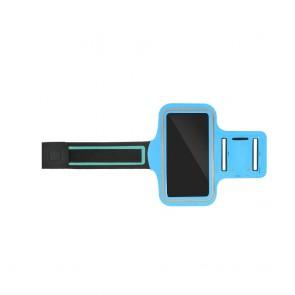 """Sport Case Armband ( size 3"""" - 5"""" ) blue"""