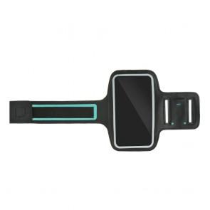 "Sport Case Armband ( size 3"" - 5"" ) black"