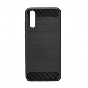Forcell CARBON Case Huawei P20 PRO black