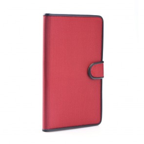 """Fancy universal case for tablets 7"""" - 8"""" red"""