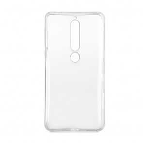 Back Case Ultra Slim 0,5mm for - NOKIA 4.2 transparent