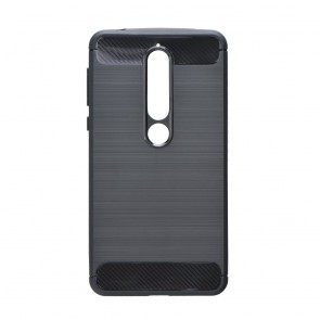 Forcell CARBON Case for NOKIA 2.3 black