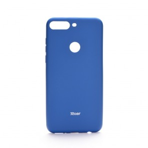 Roar Colorful Jelly Case - HUA Y7 2018 / Y7 Prime 2018  navy