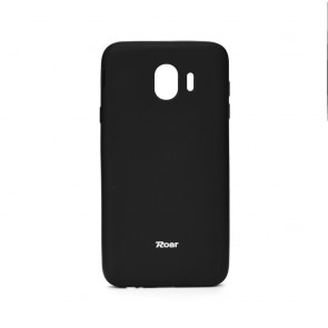 Roar Colorful Jelly Case - SAM Galaxy J4 2018 black