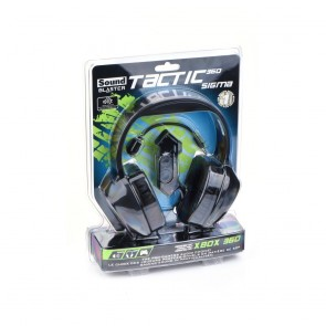 Original Stereo Headset Creative Sound Blaster TACTIC3D SIGMA blister