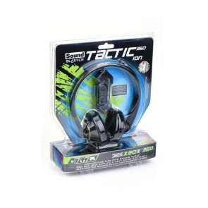 Original Stereo Headset Creative Sound Blaster TACTIC360 ION blister