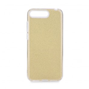Forcell SHINING Case Huawei Y6 2018 gold