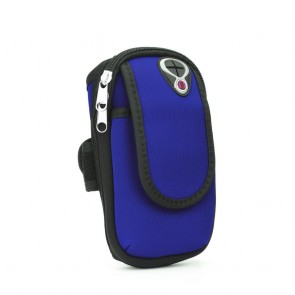 Sport armband FULL CLOSE blue