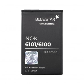 Battery for Nokia 6101/6100/5100 800 mAh Li-Ion Blue Star